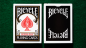 Preview: Bicycle Insignia Back Playing Cards
