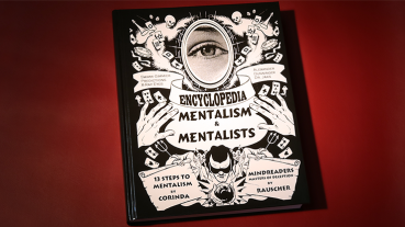 13 Steps to Mentalism PLUS Encyclopedia of Mentalism and Mentalists