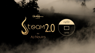 Steam 2.0, Refill Cards (50 Stck.)