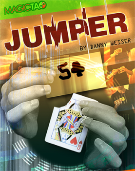 Jumper by Danny Weiser (Red)