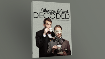Decoded by Morgan and West (DVD)