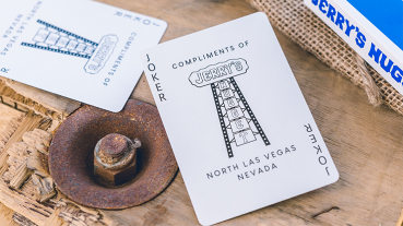 Modern Feel Jerry's Nuggets Playing Cards