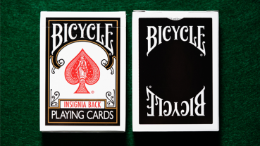 Bicycle Insignia Back Playing Cards
