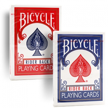 Bicycle - Standard, Poker Size