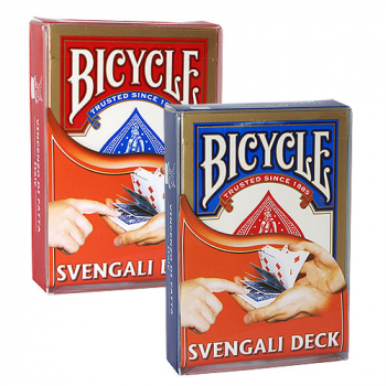Svengali Deck, Bicycle
