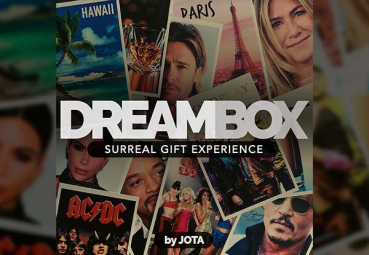DREAM BOX by JOTA