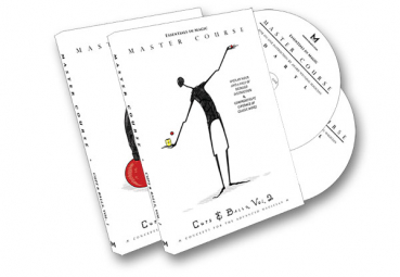 Master Course Cups and Balls Vol. 1+2 by Daryl