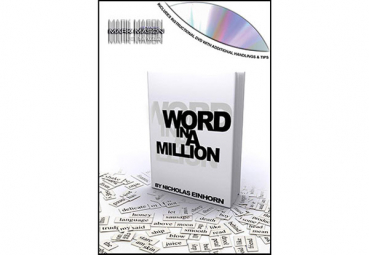 Word In A Million by Nicholas Einhorn and JB Magic