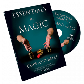 Essentials in Magic: Cups and Balls