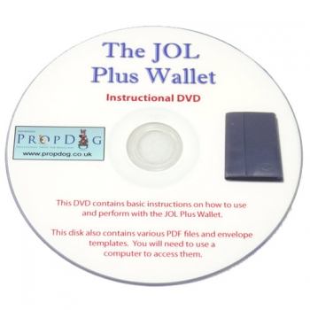 Plus Wallet (Small) by Jerry O'Connell