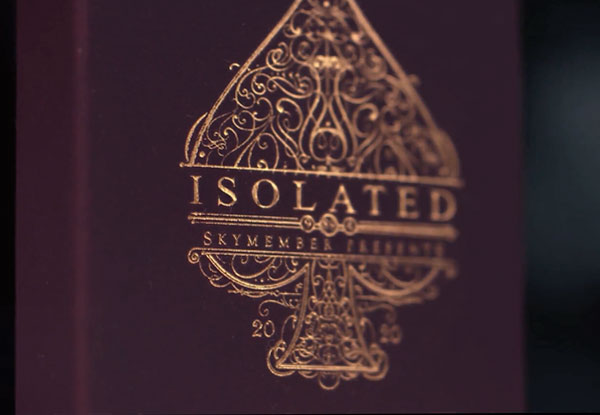 Fabiolus Magic Store - Ihr Zauberladen in Berlin - Skymember Presents  Isolated Red by Mr. Xuan