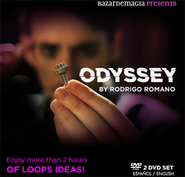 Odyssey - Loops Ideas (2 DVD Set) by R. Romano