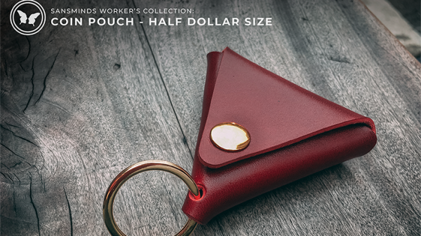Coin Pouch (Half Dollar Size)