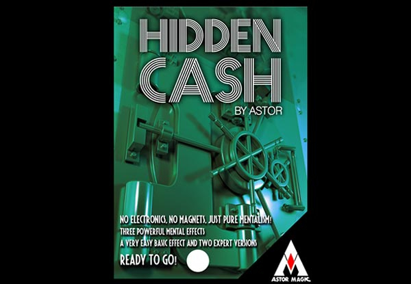 HIDDEN CASH (EU) by Astor