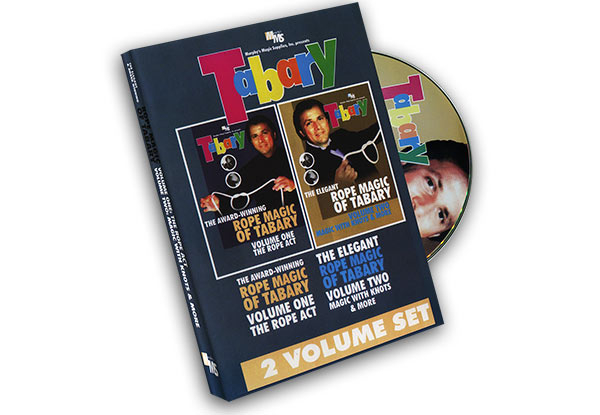 Tabary Vol 1 & 2 On 1 Disc (DVD)