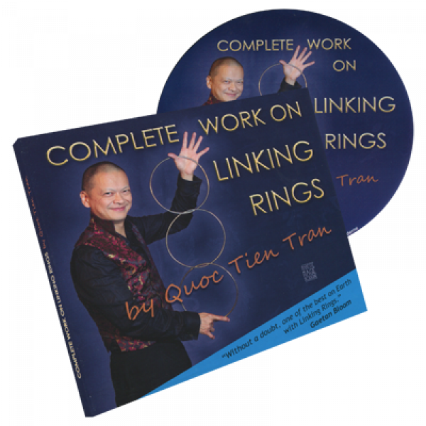 Complete Work on Linking Rings by Quoc Tien Tran (DVD)